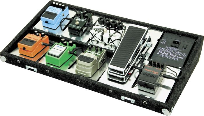 Effects Pedalboard Builds